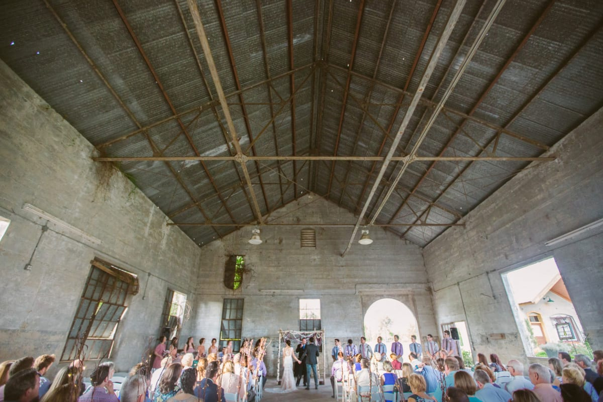 Olde Dobbin Station Wedding Savannah Amp Branden The