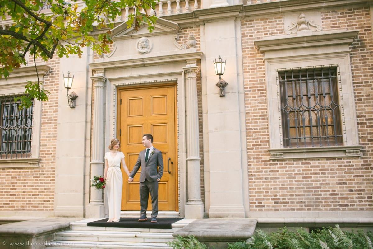 julia ideson library wedding sarah zach the bird the bear julia ideson library wedding sarah zach
