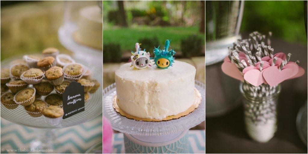 Toki Doki wedding cake toppers