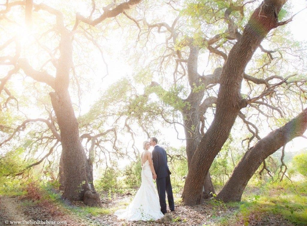Sacred Oaks Camp Lucy wedding