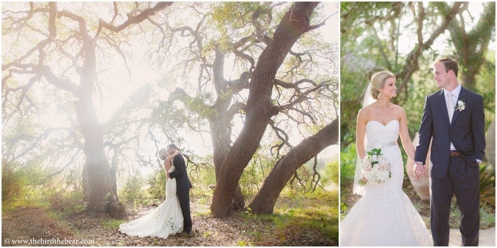 Sacred Oaks Camp Lucy wedding in Dripping Springs, Texas.