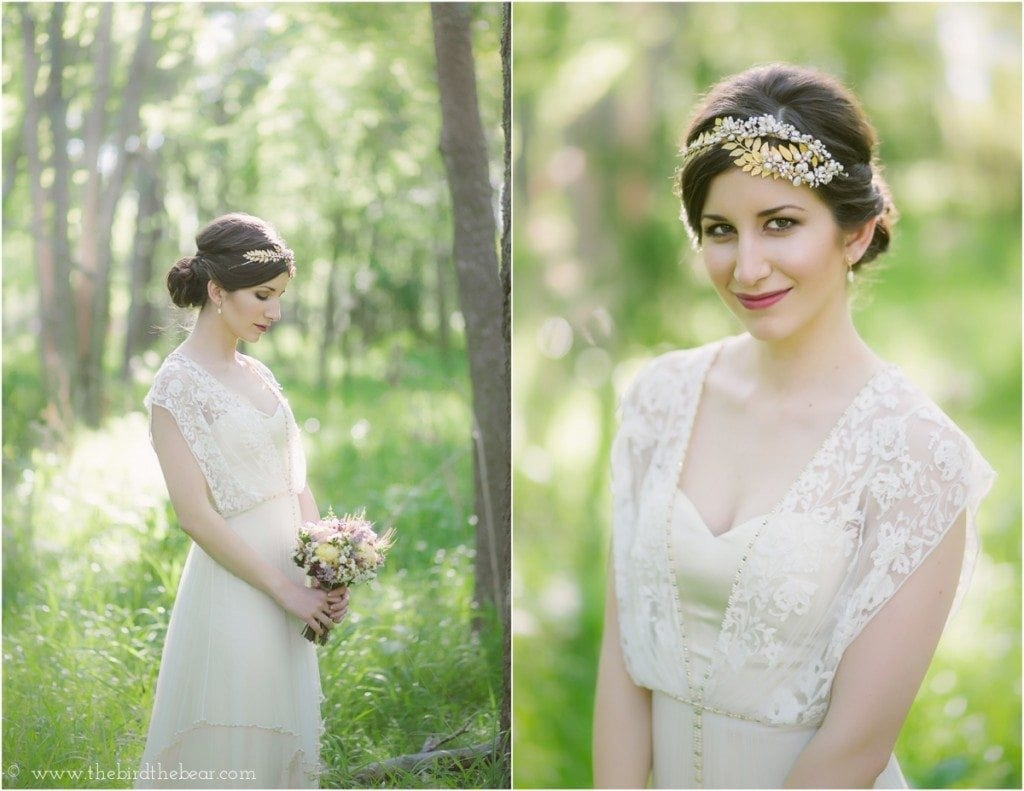 Vintage Wedding in Austin