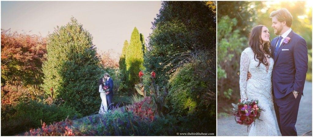 Fall wedding in arkansas