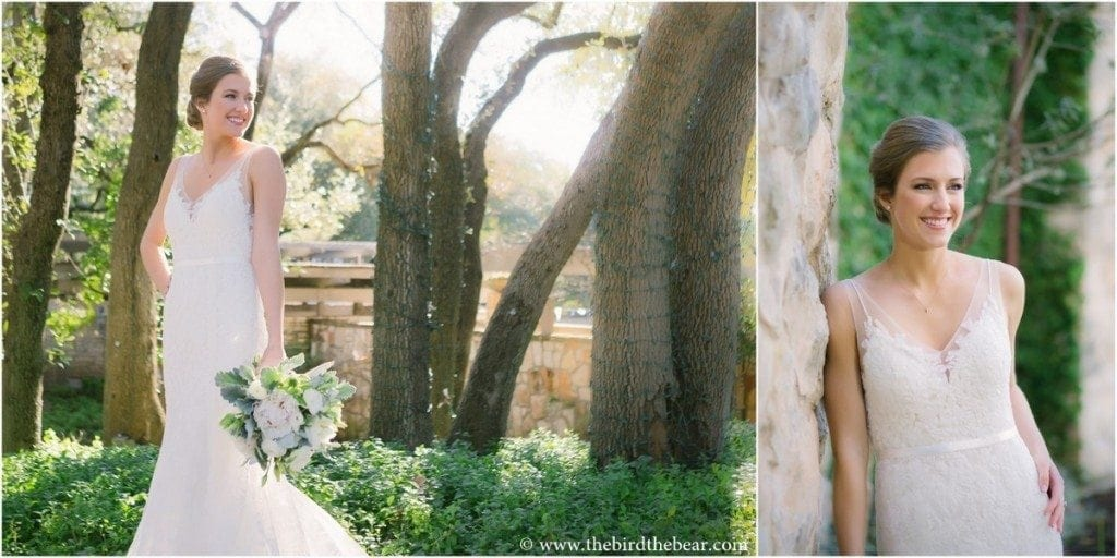 Austin Bridal Portrait Locations