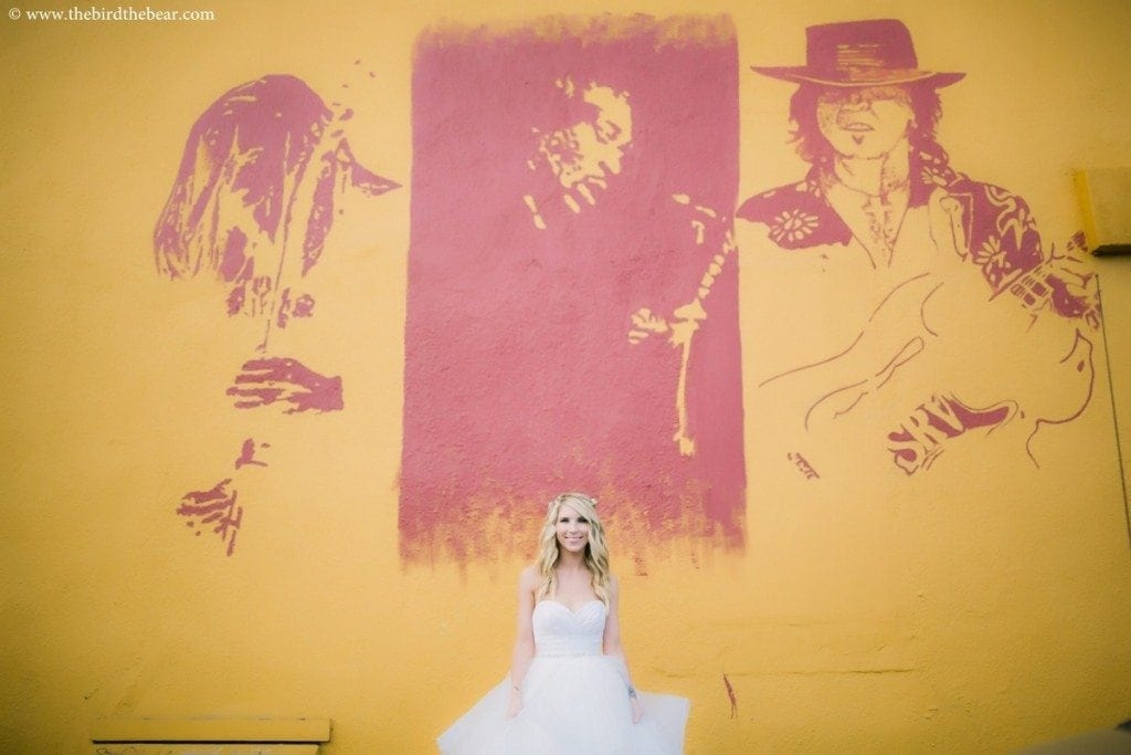 Austin TX Bridal Portraits