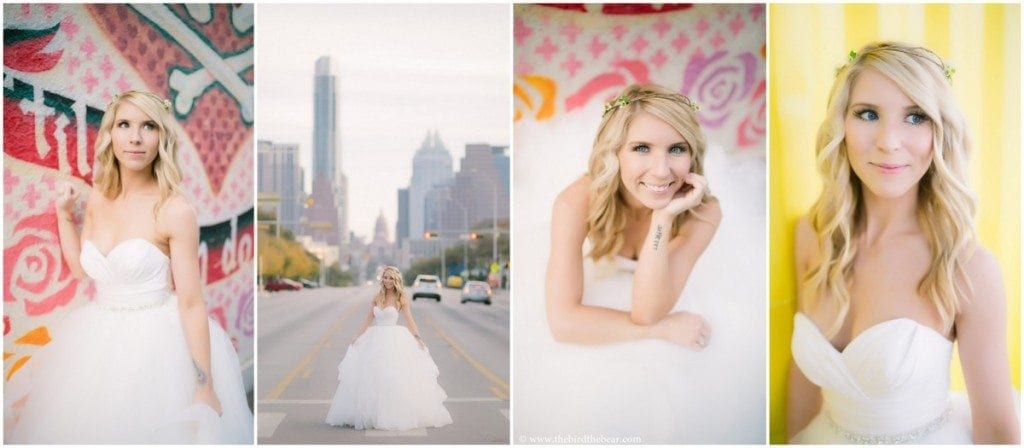 South Congress Austin wedding