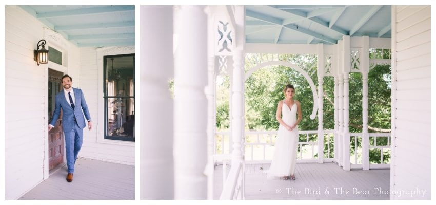 Barr Mansion Wedding