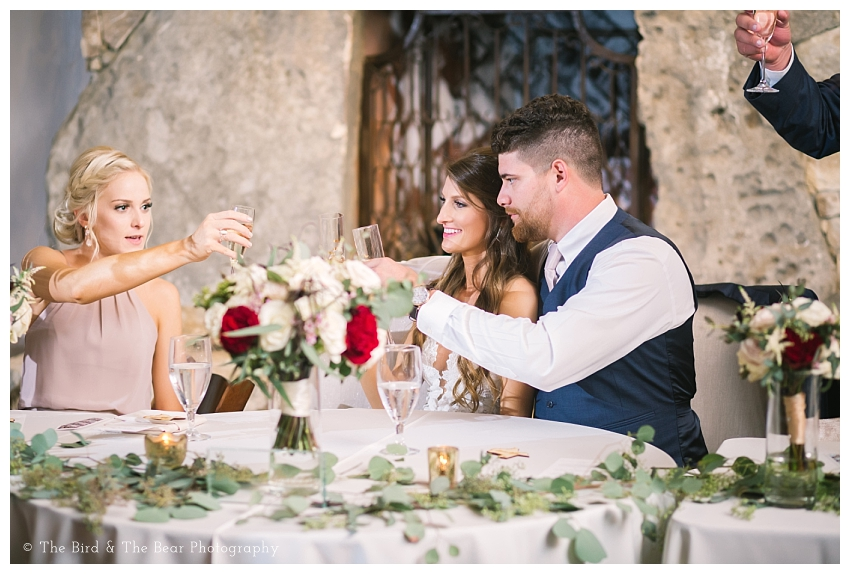 Camp Lucy Ian's Chapel Wedding