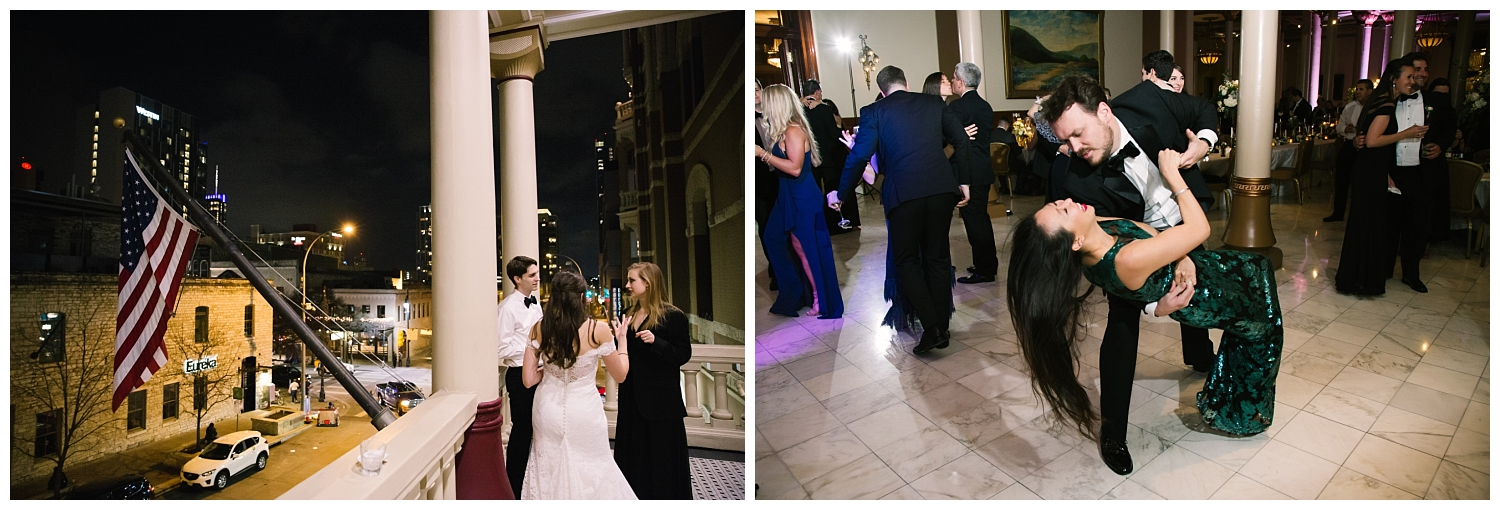 The Driskill Wedding